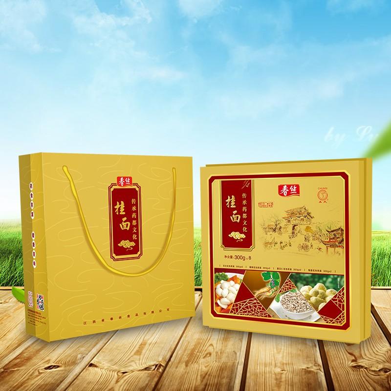 春丝牌养生面礼盒2.4kg